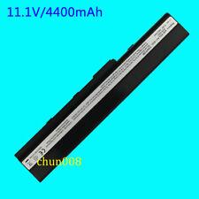 Battery for ASUS A52 K52F A42 X42 X52 K62 P52F A31-K52 A32-K52 A41-K52 A42-K52