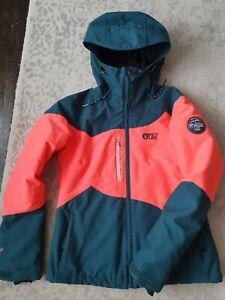 Ladies Picture Ski Jacket Uk10