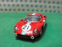 "FERRARI 250 LM 3300cc. coupè  "" 24h. Daytona 1970 ""  - 1/43 Best 9301"