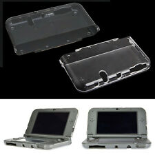 Hard Crystal Clear Cover Protective Shell Skin Case For New Nintendo 3DS XL/LL
