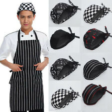 Chefs Skull Cap Chef Hat Professional Catering Chef Cap Various Colours & Design