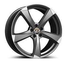 """Llantas de aleación Volkswagen Golf 5 6 7 Passat Scirocco Tiguan de 19"""" OFERTA"""