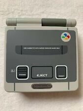 Nintendo GameBoy Advance SP Console Super Famicom Color SFC Refurbished