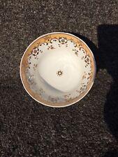Early 19th Century porcelain John Ridgway bowl no 2/3273 16 cm diameter