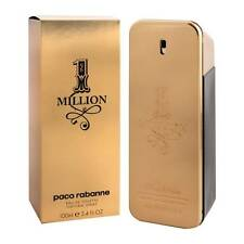1 One Million by Paco Rabanne 3.4 oz EDT for Men New In Box 100ml
