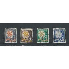Nederland  R98-101  Kind 1933 Roltanding  VFU/gebr CV  40 €