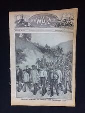 Original WW1 Penny War Weekly Publication Volume 1 No:13 November 1914