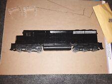 Athern SD-45 HO Scale Diesel Locomotive Undecorated. NIB #4160