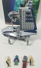 LEGO Star wars MdStone Cockpit ref 47846 Set 8036 8096