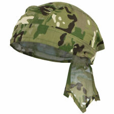 Mil-Tec Bandana Headwear Armée 100% Coton Multitarn Camo Camouflage