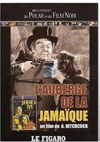 DVD L'AUBERGE DE LA JAMAIQUE alfred hitchcock COLLECTION FIGARO