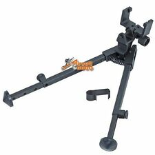 Steel 4 Positionl Bipod for Airsoft A&K Cyma, Real Sword, S&T, Atoz SVD AEG GBB