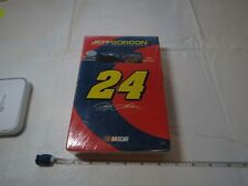 JEFF GORDON 2007 Daily Desktop Calendar Collectors Edition 1:64 CAR sealed NOS ~
