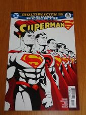 SUPERMAN #14 DC UNIVERSE REBIRTH NM (9.4)