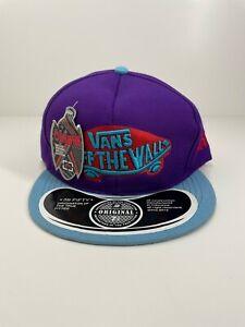 VANS Off the Wall cap hat Original 7 3/4 adjustable one size fits most snapback