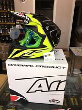 CASCO CROSS  TWIST CAIROLI MANTOVA GLOSS AIROH TAGLIA TG S