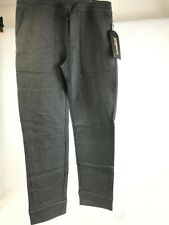 JAMES PERSE, YIOSEMITE, Grey Tracksuit Bottoms, BRAND NEW w/ Tags, (L), RRP £225