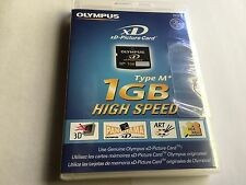 1pcs M +1gb NEW  high speed Olympus XD Picture Memory Card for Olympus.fujifilm