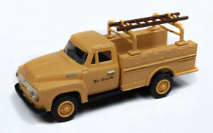 Classic Metal Works 54' Ford Rio Grande DRGW Truck #30540