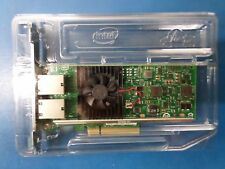 INTEL X540-T2 CONVERGED DUAL PORT NETWORK ADAPTER Dell P/N: K7H46