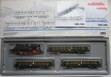 i387 Märklin Zugpackung 2865 Reichsbahnzug mit Originalverpackung