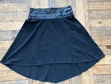 #9 Women's Black Goth Pirate Skirt by TRIPP NYC, Sz: Medium