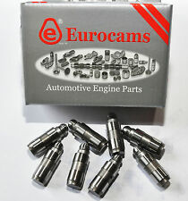 FOR FORD ECOSPORT, FIESTA V VI 1.4 1.5 1.6 TDCI HYDRAULIC TAPPETS LIFTERS 8 PCS