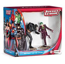 Schleich Batman VS The Joker Scenery Pack SC22510