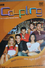 COUPLING BBC TV COMPLETE SECOND 2ND SERIES  RARE DELETED OOP DVD JACK DAVENPORT