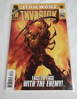 Star Wars Invasion #3 Dark Horse Comics Unread 2009 Luke Skywalker