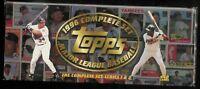 1996 TOPPS BASEBALL COMPLETE OPENED FACTORY HOBBY SET 1-440