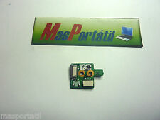 PLACA ENCENDIDO/POWER BUTTON HP COMPAQ PRESARIO V6000 G6000 P/N:DAAT8BTH8C9