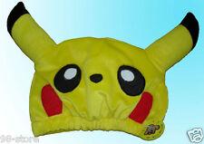 Lot of 2pcs Pokemon Pikachu Japanese Plush Fleece Hat Cosplay