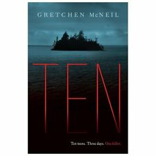 Ten by Gretchen McNeil (2013, Paperback)