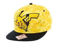 "Casquette Snapback Pokémon ""pikachu"""