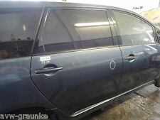 Windabweiser für Mitsubishi Grandis 2003-2011 Van Kombi 5türer vorne/&hinten