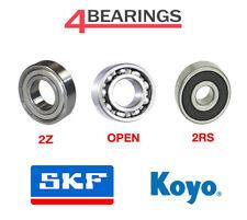 6000-6300 SKF/KOYO Open/2RS/2Z Standard/C3 Clearance Deep Groove Ball Bearings