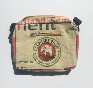 Elephant Brand Deluxe Recycled Mini Bag made in Cambodia! Fair Trade