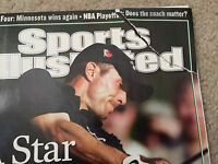 SPORTS ILLUSTRATED MAGAZINE SIGNED WITH JSA COA MIKE WEIR GOLFER MASTERS
