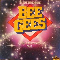Bee Gees - In The Beginning: The Early Days Vol. 1 (Pickwick Vinyl-LP UK 1978)