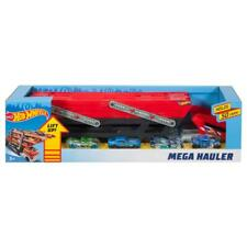 Mattel Hot Wheels FPM81 Mega LKW Truck Transporter + 4 cars / Auto