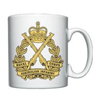 Royal Australian Infantry Corps - RAIC - Personalised Mug