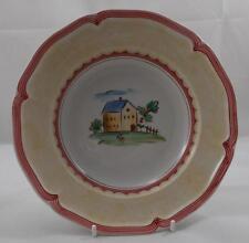 Villeroy & et boch jardin d'alsace village cerclées soupe/dessert bowl 23cm