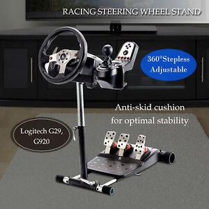 Racing Foldable Simulator Steering Wheel Stand for Logitech  G920,G27, G29, G25