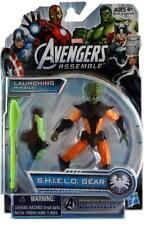 2013 Marvel Avengers Assemble S.H.I.E.LD. Gear Radiation Rocket Leader