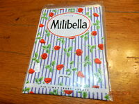 Vintage Thigh High Stockings Milibella Mexico 9 1/2  Nylon Hosiery