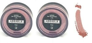 bareMinerals Loose Blush - Hint (warm pink) New Sealed .57 g x 2