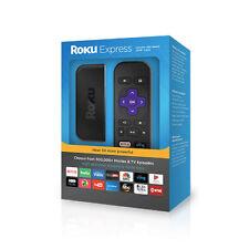 Roku Express (Latest 2018 Edition) 3900R HDMI TV Media Streamer