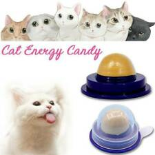Healthy Snacks Catnip Sugar Candy Licking Solid Nutrition Energy Ball Cat Toys