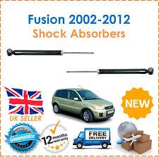 Para Ford Fusion 2002-dos Amortiguadores Trasero Shockers par x2 Nuevo O.E Calidad